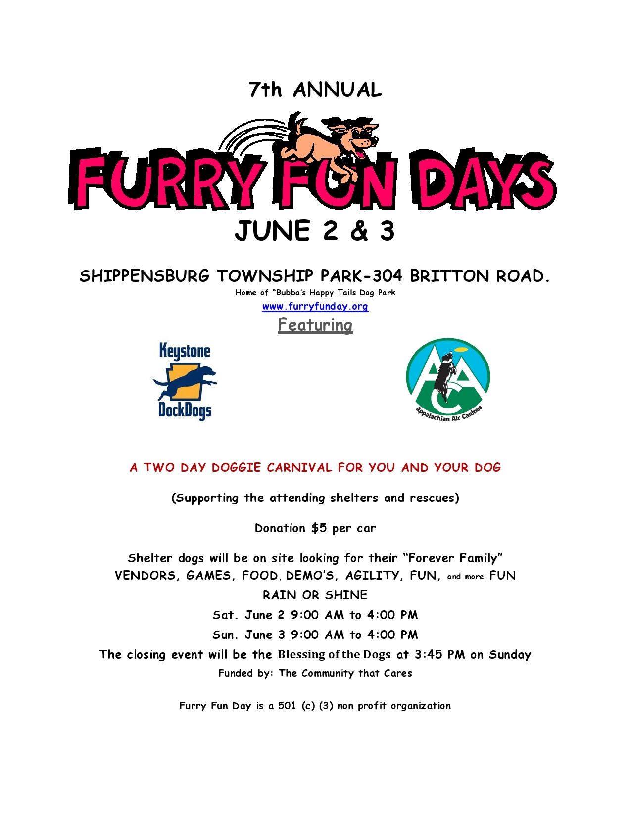 [Events] Furry Fun Days 2012