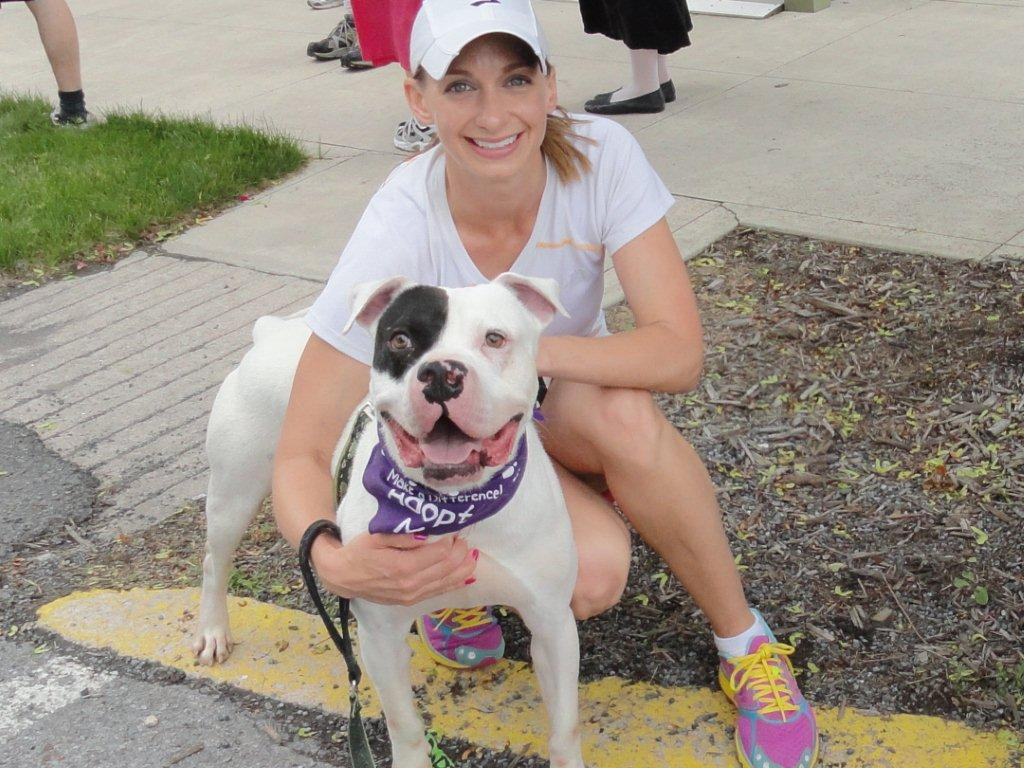 Bruiser with Lisa