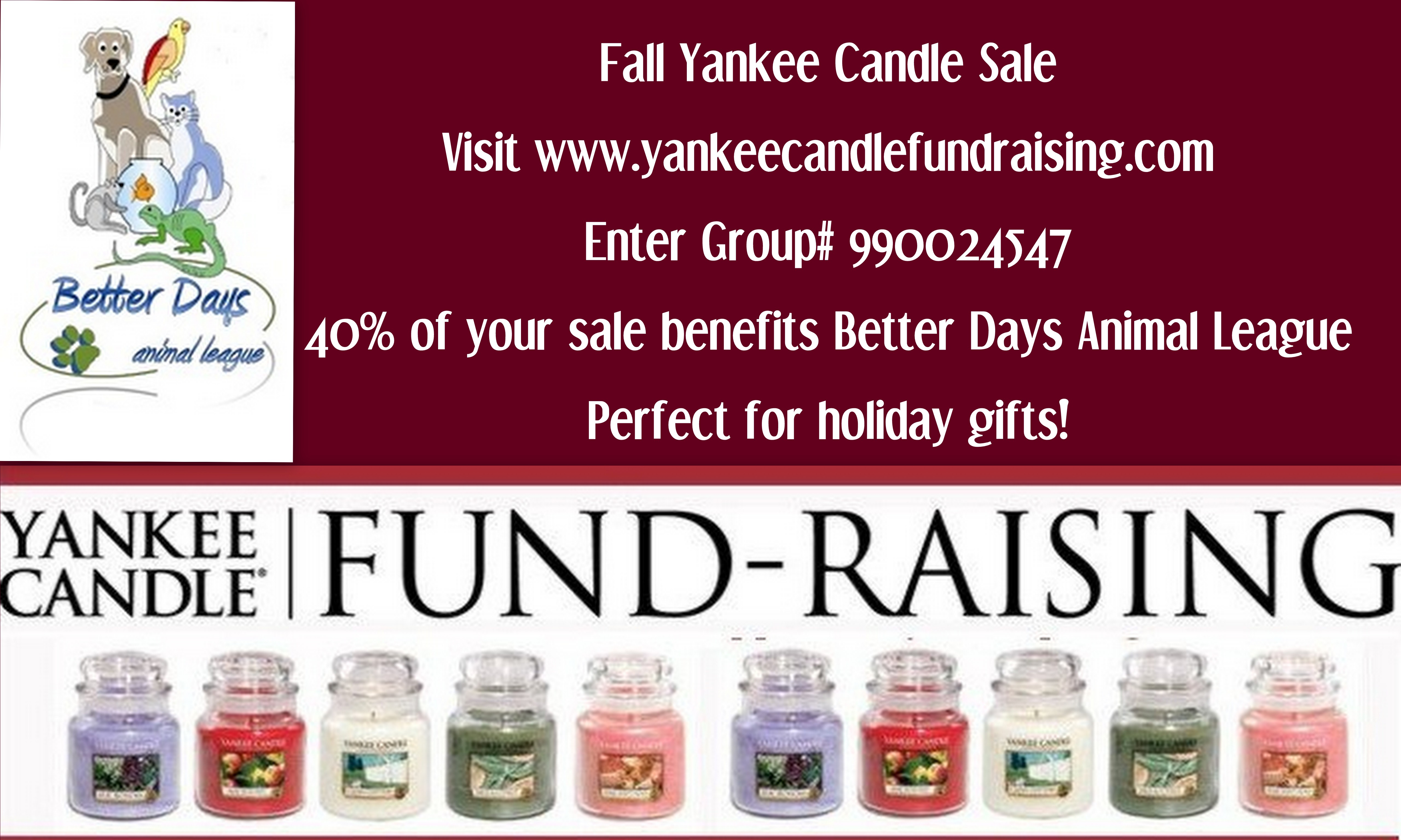 Fall Yankee Candle Sale Open Now!