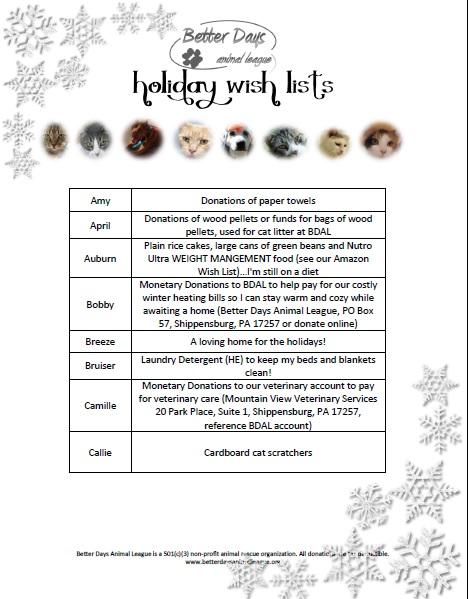 Wish List - Page 1