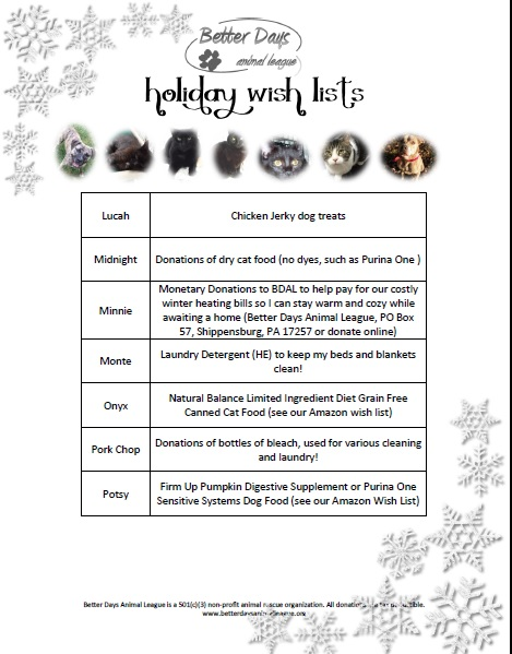 Wish List - Page 5